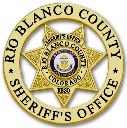 Rio Blanco County Sheriffs Office Badge